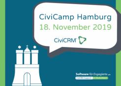 CiviCRM Camp in Hamburg