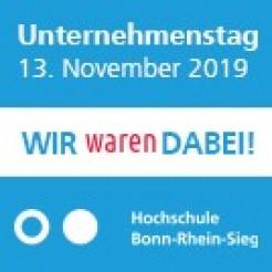 Unternehmenstag HBRS 2019